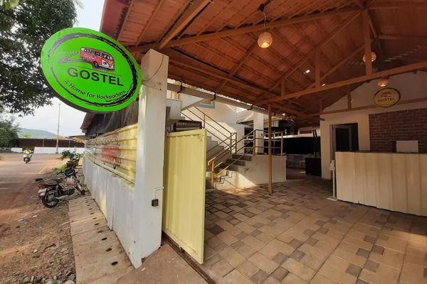Work from Gostel Goa   Cheap and Best Hostel in Goa