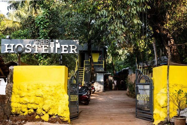 Work from The Hostellers Goa, best and cheapest hostel in Goa