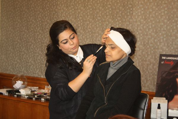 An illuminating session on mastering High Fashion Make-up Looks | Beauty Experiences by BWT