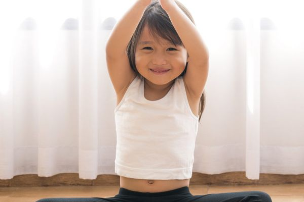 Online Kids Yoga Sessions for 30 Days