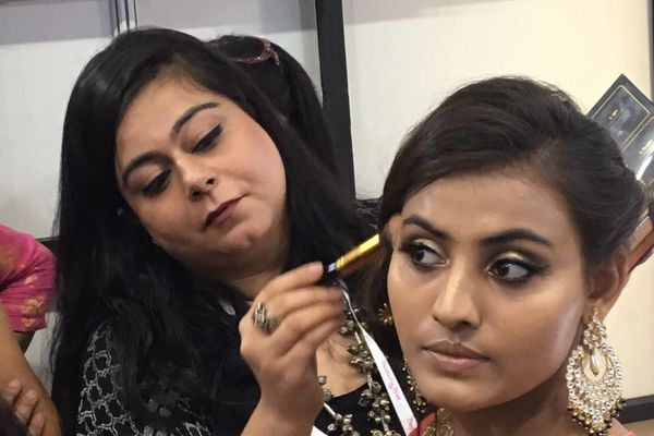 Beauty masterclass on Pre-Bridal Make-up Looks | Beauty Experiences by BWT