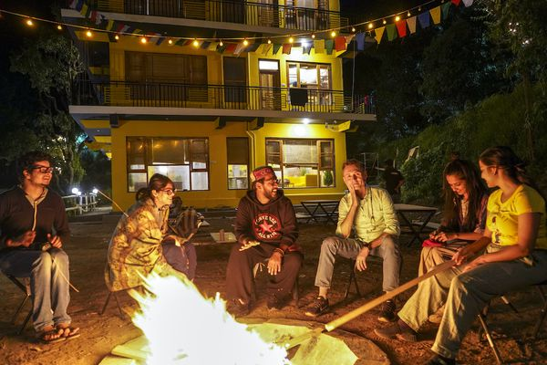 Work from The Hostellers Mcleodganj | Cheap and Best Hostel in Mcleodganj