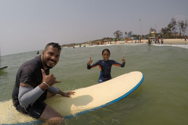 Spend a week at this Surf Camp in Mangalore